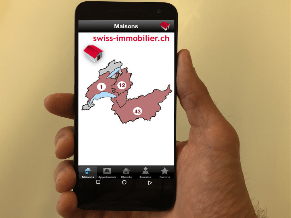 Swiss-Immobilier - Commercial picture