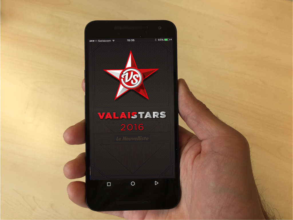 Valaistars - Commercial picture
